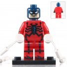Minifigure Tarantula Marvel Super Heroes Lego compatible Building Blocks Toys