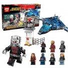 07034 Airport Battle Marvel Super Heroes Super Hero (Lego 76051 copy) Building Blocks