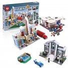 02022 Town Plan City Series (Lego 10184 copy) Building Blocks