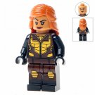 Minifigure Vixen DC Comics Super Heroes Lego compatible Building Blocks Toys