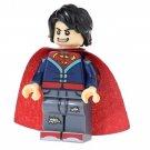 Minifigure Superboy DC Comics Super Heroes Lego compatible Building Blocks Toys