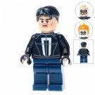 Minifigure Johnny Blaze Ghost Rider Marvel Super Heroes Lego compatible Building Blocks Toys