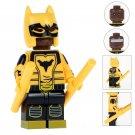 Minifigure Signal Duke Thomas from Batman DC Comics Super Heroes Lego compatible Building Blocks