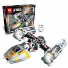 05040 Y-Wing Starfighter Star Wars (Lego 75172 copy) Building Blocks