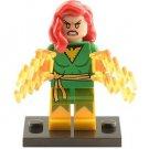 Minifigure Phoenix Jean Grey X-Men Marvel Super Heroes Lego compatible Building Blocks Toys