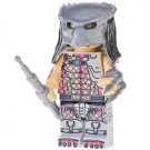 Minifigure Predator Pink Net Suit with Claws Lego compatible Building Blocks Toys
