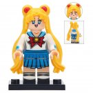 Minifigure Sailor Moon Anime Cartoon Movie Lego compatible Building Blocks Toys