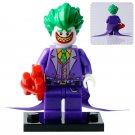 Minifigure Joker with Dynamite DC Comics Super Heroes Lego compatible Building Blocks Toys