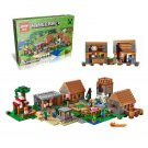 18008 The Village Minecraft (Lego 21128 copy) Building Blocks