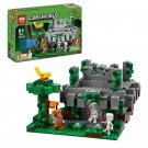 18026 The Jungle Temple Minecraft (Lego 21132 copy) Building Blocks