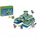 18029 The Ocean Monument Minecraft (Lego 21136 copy) Building Blocks
