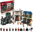16012 Diagon Alley Harry Potter (Lego 10217 copy) Building Blocks