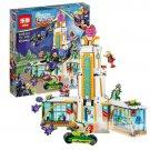 29001 Super Hero High School DC Super Heroes Girls (Lego 41232 copy) Building Blocks