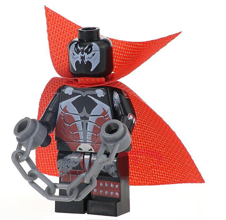 Minifigure Spawn Lego compatible Building Blocks Toys