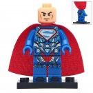 Minifigure Lex Luthor Superman Suit DC Comics Super Heroes Lego compatible Building Blocks