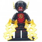 Minifigure Reverse Flash Black Suit DC Comics Super Heroes Lego compatible Building Blocks Toys