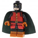 Minifigure Doctor Mid-Nite DC Comics Super Heroes Lego compatible Building Blocks Toys
