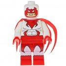 Minifigure Hawk from Hawk and Dove DC Comics Super Heroes Lego compatible Building Blocks Toys