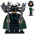 Minifigure Hela from Thor Ragnarok Marvel Super Heroes Lego compatible Building Blocks Toys