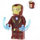Minifigure Iron Man Mark 8 Avengers Infinity War Marvel Super Heroes Lego compatible Building Block