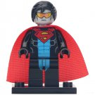 Minifigure Superman Eradicator Suit DC Comics Super Heroes Lego compatible Building Blocks Toys