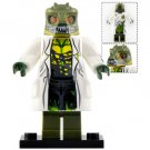 Minifigure Lizard Dr. Connors Spider-Man Far From Home Marvel Super Heroes Lego compatible Blocks