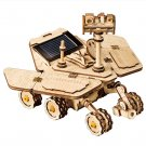 Spirit Rover Space Hunting Robotime ROKR LS503 3D Wooden Puzzle Building Blocks Toys