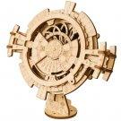 Perpetual Calendar Mechanical Gears Robotime ROKR LK201 3D Wooden Puzzle Building Blocks Toys
