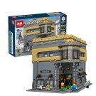 15015 The Dinosaur Museum Creator Series Building Lego Blocks Toys
