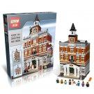15003 Town Hall Creator Series 10224 Building Lego Blocks Toys