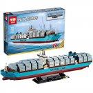 22002 Maesrk Line Triple-E Creator Series 10241 Building Lego Blocks Toys