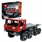 23012 Tatra 813 Trial Truck Technic Series MOC-1963 Building Lego Blocks Toys