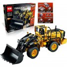20006 Volvo L350F Wheel Loader Technic Series 42030 Building Lego Blocks Toys
