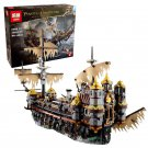 16042 Silent Mary Pirates of the Caribbean 71042 Building Lego Blocks Toys