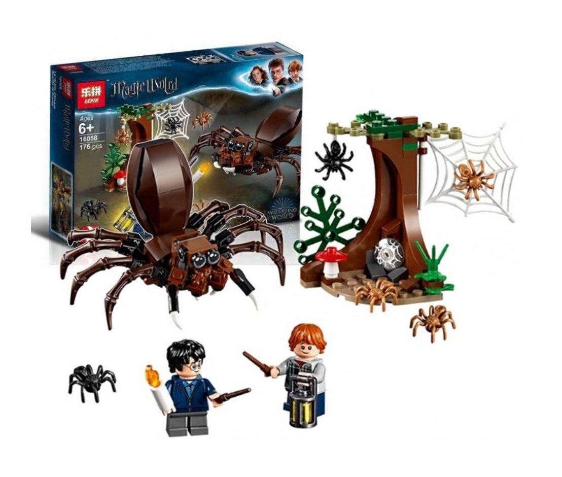 16058 Aragog's Lair Harry Potter 75950 Building Lego Blocks Toys