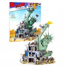 45014 Welcome to Apocalypseburg! Movie Series 70840 Building Lego Blocks Toys
