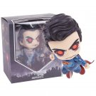 Superman Justice League DC Comics Super Heroes BobbleHead COSBABY PVC Action figure