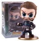 Captain America Avengers Infinity War Marvel Super Heroes COSBABY PVC Action figure