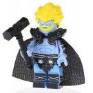 Minifigure Jotunn Frost Giant Thor Movie Marvel Super Heroes Building Lego Blocks Toys