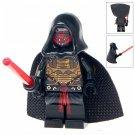 Minifigure Darth Revan Star Wars Building Lego Blocks Toys