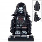 Minifigure Reaper Overwatch Building Lego Blocks Toys