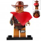 Minifigure Jesse McCree Overwatch Building Lego Blocks Toys