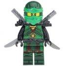 Minifigure Fusion Lloyd Ninjago Movie Building Lego Blocks Toys