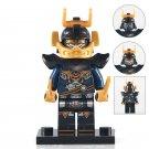Minifigure P.I.X.A.L. Samurai X Ninjago Movie Building Lego Blocks Toys