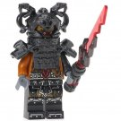 Minifigure Commander Ragggmunk Vermillion Ninjago Movie Building Lego Blocks Toys
