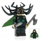 Minifigure Hela from Thor Ragnarok Marvel Super Heroes Building Lego Blocks Toys