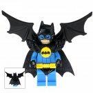 Minifigure Robin Batman Suit DC Comics Super Heroes Building Lego Blocks Toys