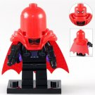 Minifigure Red Hood from Batman Movie DC Comics Super Heroes Building Lego Blocks Toys