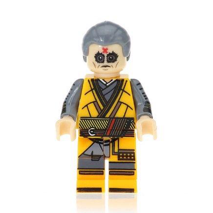 Minifigure Kaecilius from Doctor Strange Marvel Super Heroes Building Lego Blocks Toys