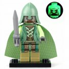 Minifigure Soldier of the Dead from Lord of the Rings Hobbit Building Lego Blocks Toys